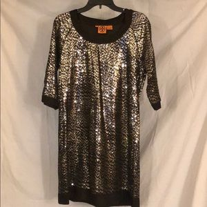 Tory Burch sequined dress ~ Holidays!